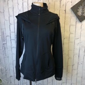 Zella black performance hoodie